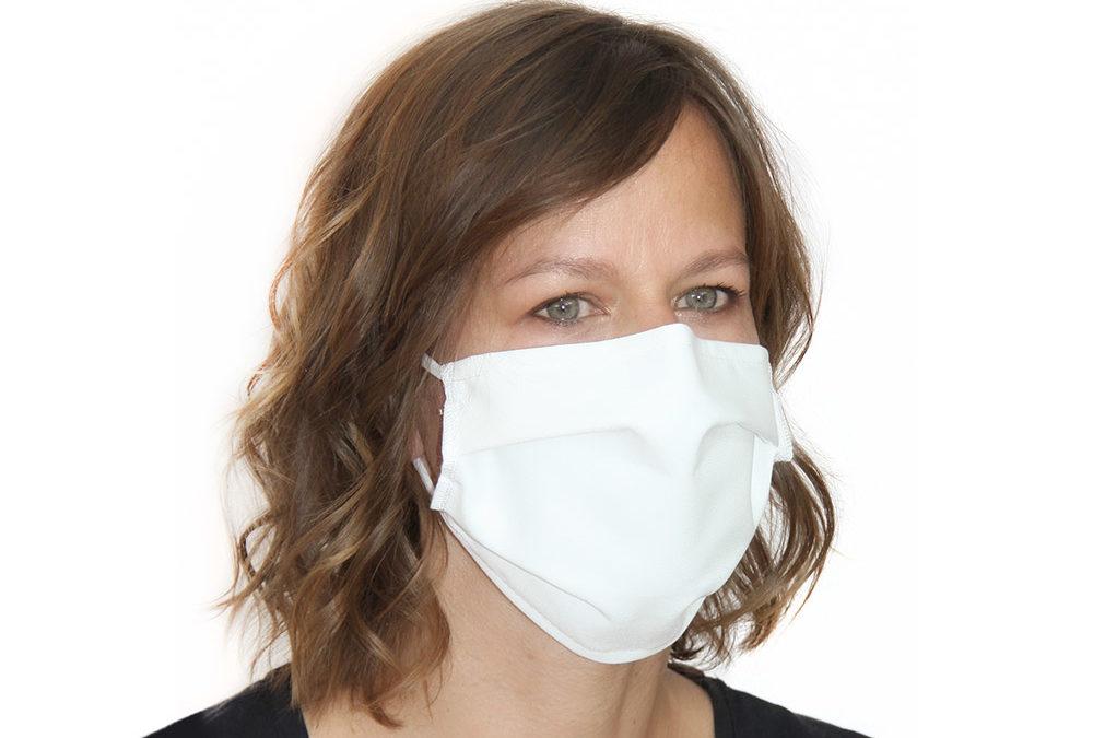 Standard-Stoffmasken wieder kurzfristig lieferbar