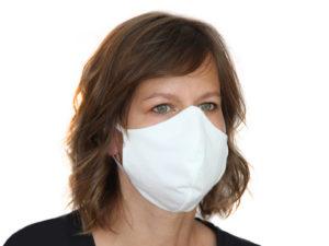 Mund-Nasenmaske mit Gummiband
